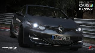 project CARS - Renault Sport