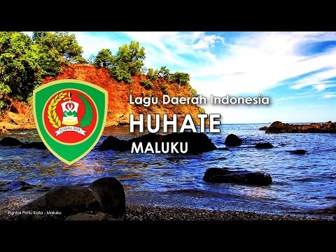 Huhate - Lagu Daerah Maluku (Karaoke dengan Lirik)