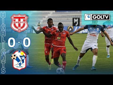 Tecnico U. Manta FC Goals And Highlights
