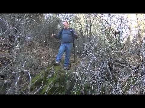 Prospecting small creeks 2 AMRA, American Mining Rights Association