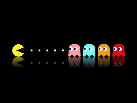 Pacman Eat Ghosts