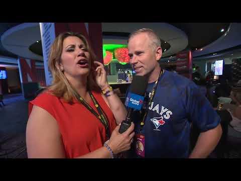 Sandra Carusi Interviews Gerry Dee