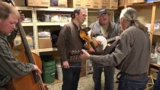 High Lonesome Strings Jam - The Lonesome River