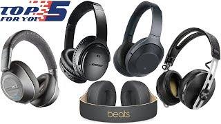 Video Top 5 Best Wireless Bluetooth Headphones For 2018 download MP3, 3GP, MP4, WEBM, AVI, FLV Juli 2018