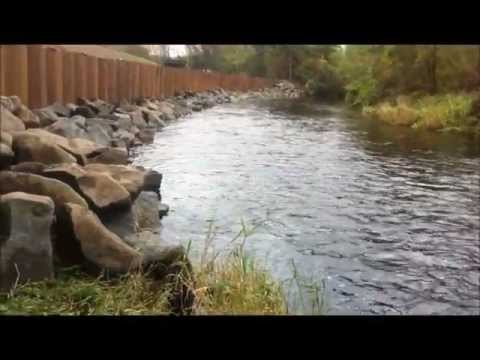 Tony Harris Salmon Fly Fishing - River Carron 2011