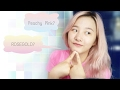 [Tutorial] ROSE GOLD / PEACHY PINK HAIR Miranda | Cara Cat Rambut Warna Peach Rosegold Iphone