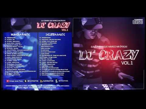 DJ CRAZY - VOLUMEN 1 ENGANCHADO