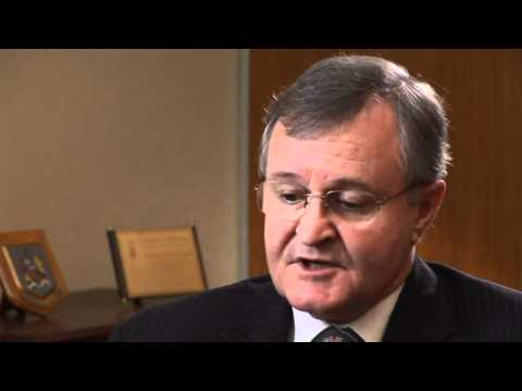 An interview with Ian Gough, College President (2008-2010) - Fellowship Pledge