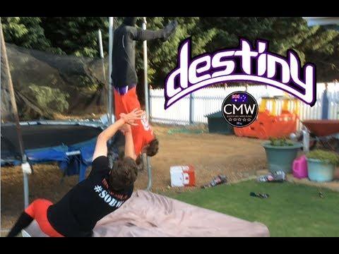 (EPIC) CMW: TOM NICHOLAS VS BXB - CMW DESTINY (Extreme Backyard Wrestling) [Full Match]