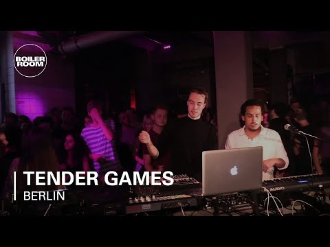 Tender Games Boiler Room Berlin Live Set