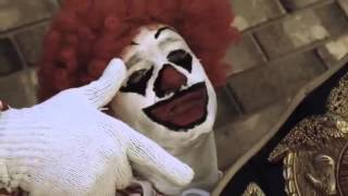 ronald mcdonald ufc fight promo