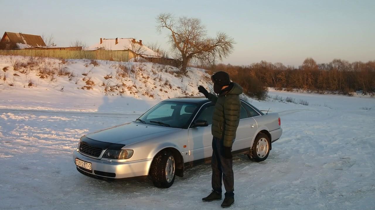 Тест Драйв Audi S6 2.2 Turbo Quattro