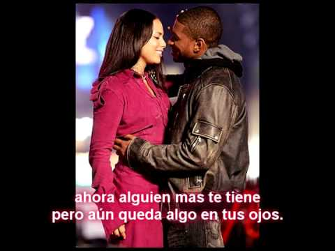 My Boo . Usher Ft. Alicia Keys (subtitulado Al Español)
