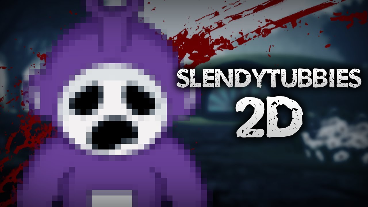 Terror Wallpaper Hd Slendytubbies 2d ⭐️ Itowngameplay Youtube