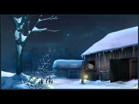 jacquie lawson silent night youtube