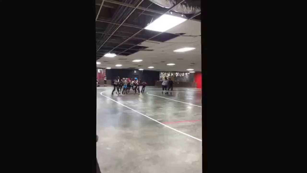 Roller skating omaha - Lincoln Lightning Junior Roller Derby Vs Omaha Junior Roller Derby