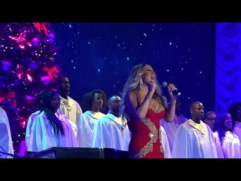 Mariah Carey - JOY TO THE WORLD - Paris FRANCE - 9 décembre 2017
