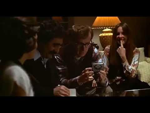 Woody Allen Annie Hall Coke Scene Quotesclip Youtube