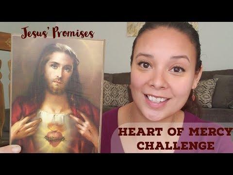 Heart of Mercy Challenge | Fr. Mark Goring's Challenge | Jesus' Divine Love & Mercy!