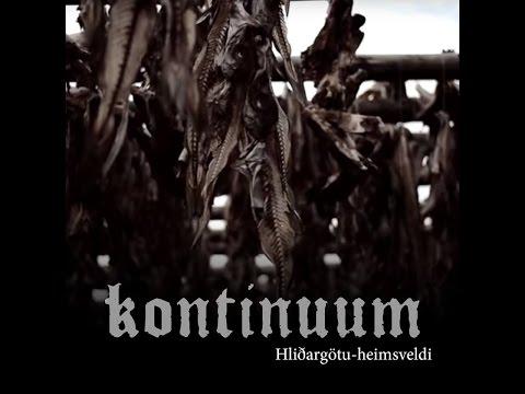 Kontinuum - Hliðargötu-heimsveldi [Lyric Video]