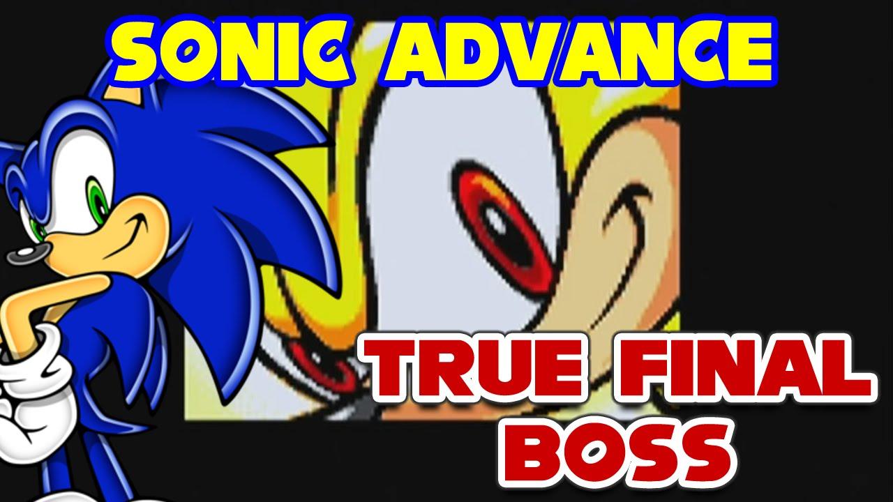100+ Sonic Advance 2 Final Boss – yasminroohi