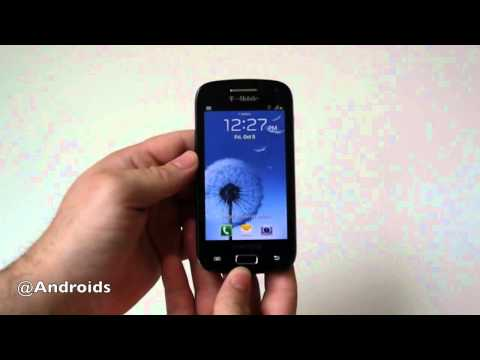 Samsung Galaxy S Relay 4G video review