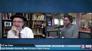 Reinaldo Azevedo: Weintraub Ficou Em Silêncio Porque A Constituição Permite