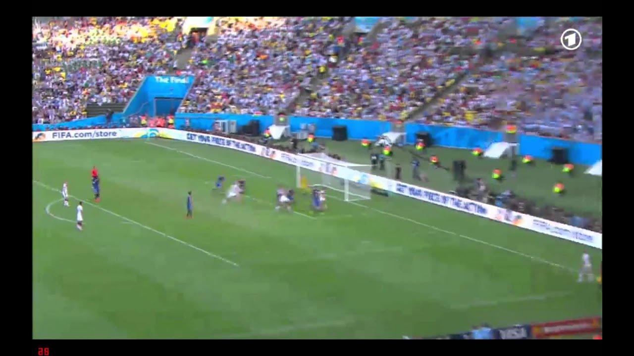 Deutschland-Argentinien