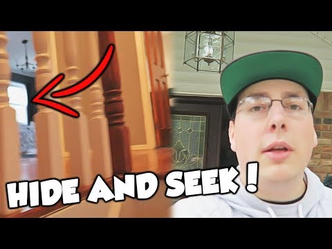 HIDE AND SEEK AT THE NEW YORK TK HOUSE!!