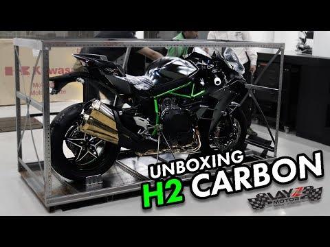 UNBOXING H2 CARBON ! HANYA 1 DI INDONESIA 72/120