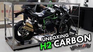 UNBOXING H2 CARBON ! HANYA 1 DI INDONESIA 72/120
