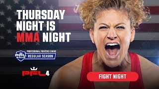 PFL4 | 2019 - Live at Ocean Resort Casino in Atlantic City, NJ