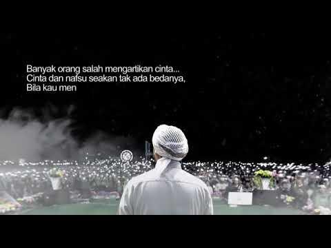Lirik Sholawat Jangan Bilang I Love You Gus Azmi Askandar