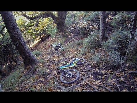 Gravity Freaks Downhill fail compilation 2016  ☠☠☠