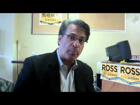Ross Mirkarimi Interview - San Francisco Sheriff's Race oss Mirkarimi For San Francisco, CA Sheriff