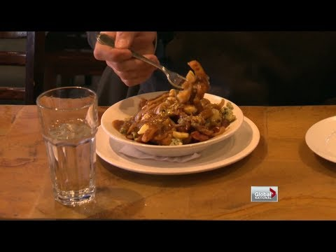 Global National - Montreal Poutine Week