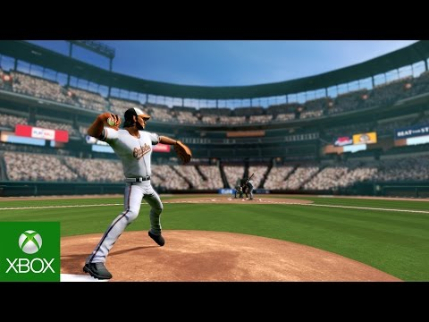 R.B.I. Baseball 17 Out Now!