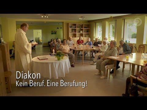 Diakon - Kein Beruf. Eine Berufung! - Leo Stenger - Portrait