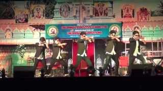 MJ5 Dance Performance At The Indian Club 2014 | Infinitez Crew (Cover)