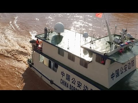 Four nations conclude Mekong River patrol to keep golden waterway safe