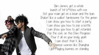 Start a Party Rae Sremmurd (Lyrics)