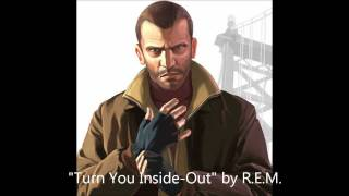 Turn You Inside-Out (HD) - GTA IV Music