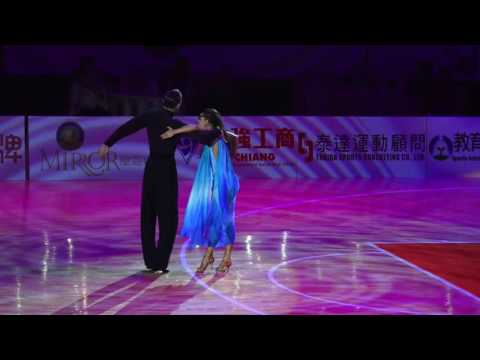 2017舞王世界公開賽巨星秀 Stefano & Daria Rumba