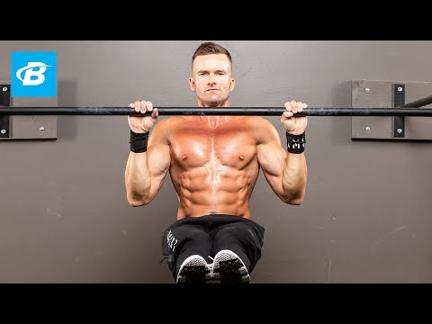 240-Rep Bodyweight Challenge | Scott Mathison