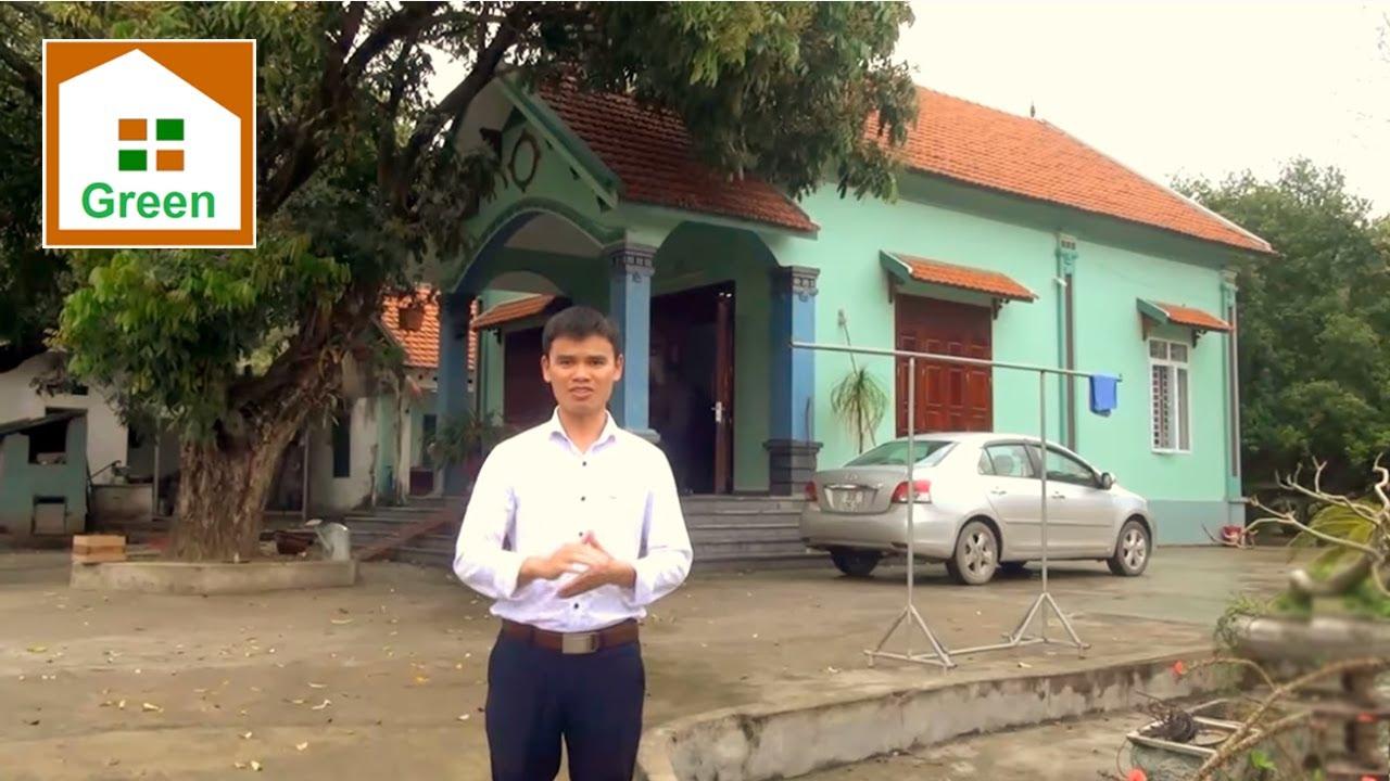 Nhà Đẹp   Nhà Cấp 4 Mái Thái Có Gác Lửng Chỉ Có 500 Triệu