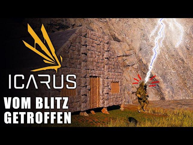 Icarus 🌿 Vom Blitz getroffen #09 [Lets Play   Gameplay Deutsch   Beta 3]