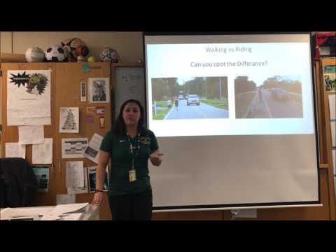 Pedestrian Safety Video Clip
