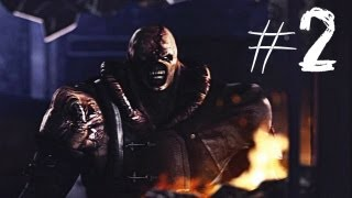 Resident Evil Operation Raccoon City - NEMESIS - Gameplay Walkthrough - Spec Ops - Part 2