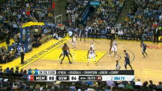 Memphis Grizzlies vs Golden State Warrios | March 28, 2014 | NBA 2013-14 Season