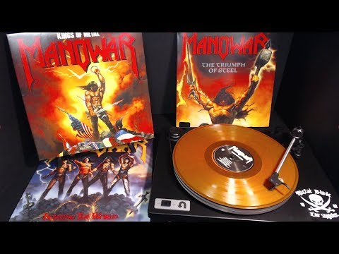 "Manowar ""Kings of Metal"" LP Stream"